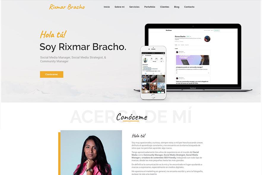 RixmarBracho.com