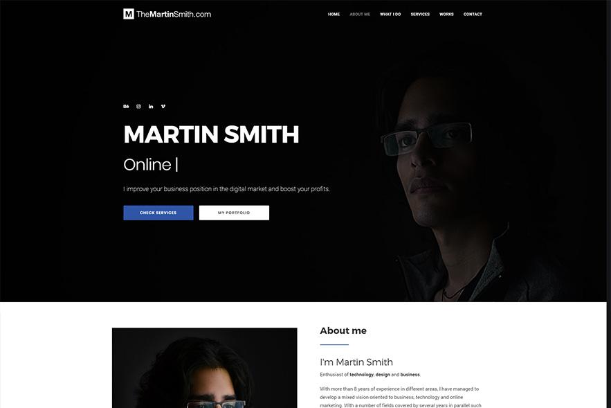 TheMartinSmith.com