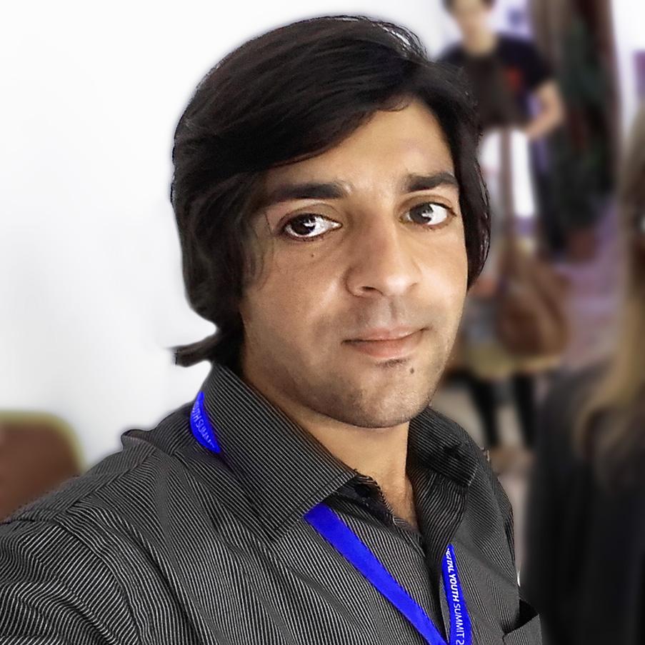Aziz Khalil - Team Digital Brothers
